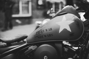 ABC WAR bike