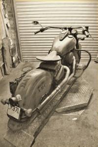 ABC WAR bike