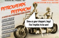 PetrolHeads PeepShow 5th May!